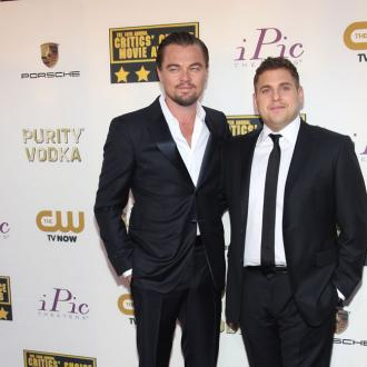 Jonah Hill: 'Leonardo DiCaprio left me terrified'