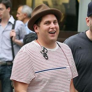 Jonah Hill Witnesses Childbirth In Park