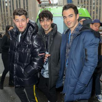Jonas Brothers want 'tipsy' fans to have a good time