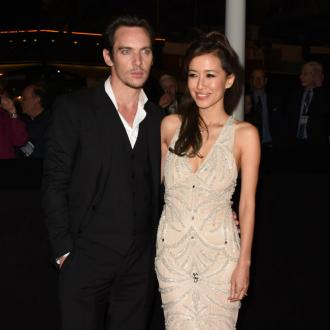 Jonathan Rhys Meyers becomes a father for the first time