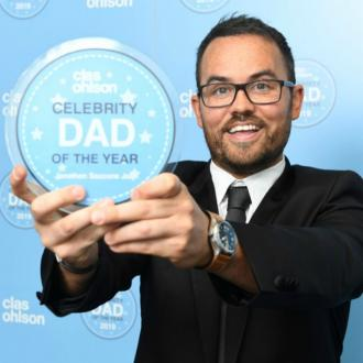 Jonathan Saccone Joly Beats Prince William To Be Named Celebrity Dad Of The Year