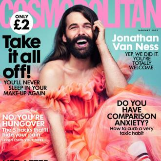 Jonathan Van Ness Feared Hiv Backlash