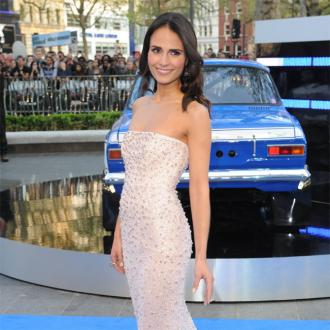 Jordana Brewster to throw son cowboy birthday party