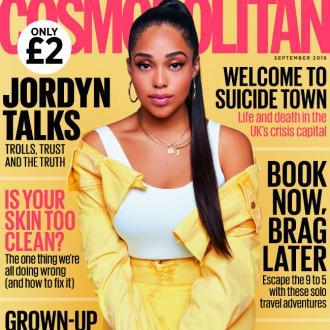Jordyn Woods Warns Of Dangers Of 'Entitled' Internet Trolls