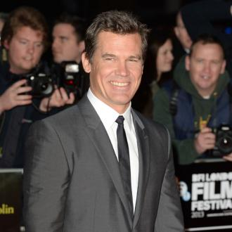Josh Brolin Spotted With Mystery Woman