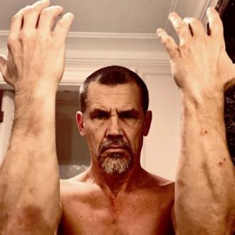 Josh Brolin training hard for Dune