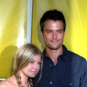 Josh Duhamel Boosted By Fergie