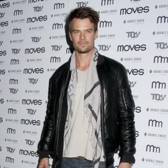 Josh Duhamel doesn't want to screw up son