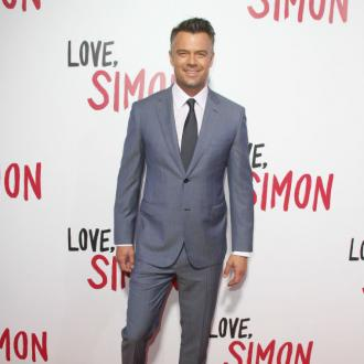 Josh Duhamel and Fergie 'get along great'