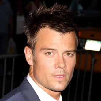 Josh Duhamel's Heated Hand