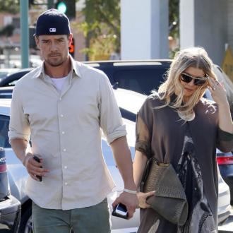 Josh Duhamel Learned Of Fergie's Name Change Online