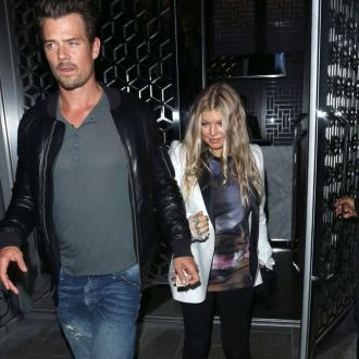 Josh Duhamel thinks Fergie is beautiful