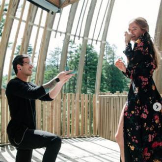 Debby Ryan and Josh Dun announce their engagement