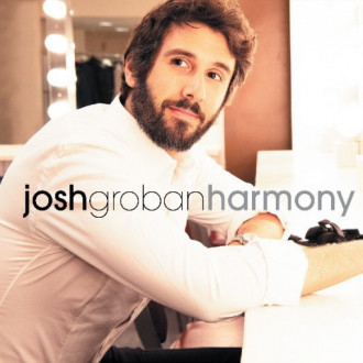 Josh Groban brings Harmony on new album
