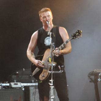 Josh Homme helped by Nine Inch Nails' Trent Razor