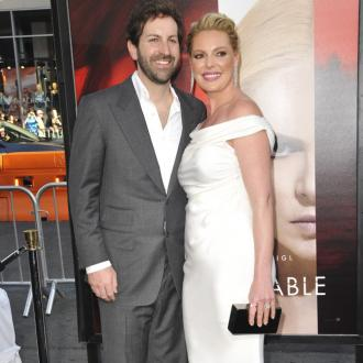 Katherine Heigl's son's name woes