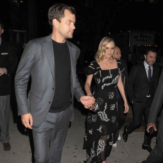 Joshua Jackson calls Diane Kruger his wife