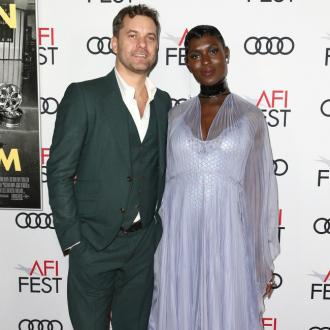 Jodie Turner-smith Is 'Obsessed' With Joshua Jackson