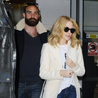 Kylie Minogue hints at heartbreak on new LP