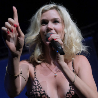 Joss Stone believes her boobs stopped her from performing in Iran