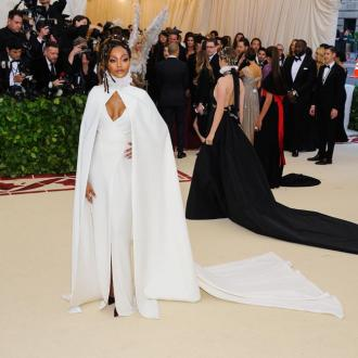 Jourdan Dunn's sentimental Met Gala dress