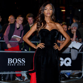 Jourdan Dunn's son feared she'd be killed in America