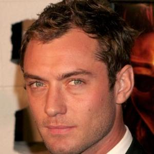Hottest Dad Jude Law