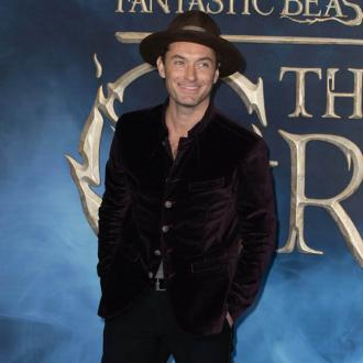 Jude Law: The world is ready for gay Dumbledore
