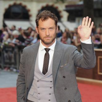 Jude Law Not 'Fulfilled' By Films So Far
