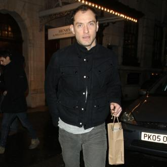 Jude Law's Ex Expecting Girl