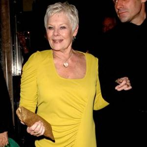 Judi Dench's Sight Problems