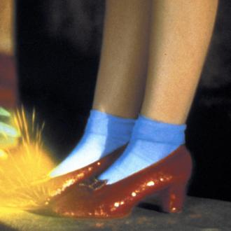 Dorothy's Red Slippers To Be Exhibited In London