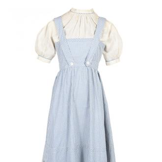 Judy Garland's dress sells for 480k