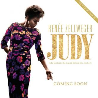 Renee Zellweger to release first album for Judy soundtrack
