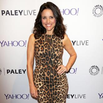 Julia Louis-Dreyfus enjoyed SAGs from home