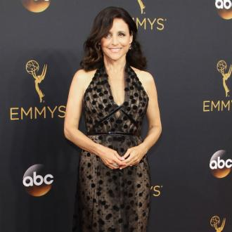 Julia Louis-Dreyfus is 'grateful to be alive'