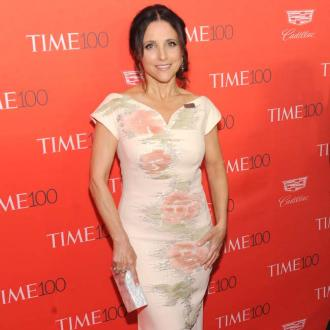 Julia Louis-Dreyfus 'happy to be alive' after cancer battle