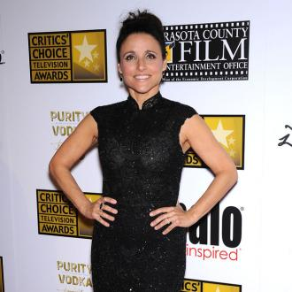 Julia Louis-Dreyfus loves swearing