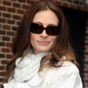 Julia Roberts Praises 'Rock' Husband