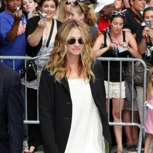 Julia Roberts Takes Vacation In Ireland