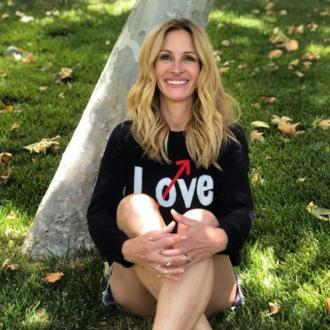 Julia Roberts is embracing Instagram