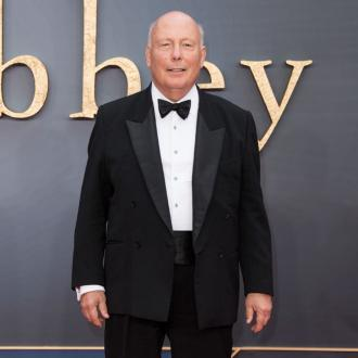 Julian Fellowes wants Simon Callow to play him in a biopic