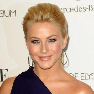 Julianne Hough Praises 'Wonderful' Ryan Seacrest