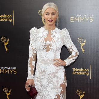 Julianne Hough goes blonde again