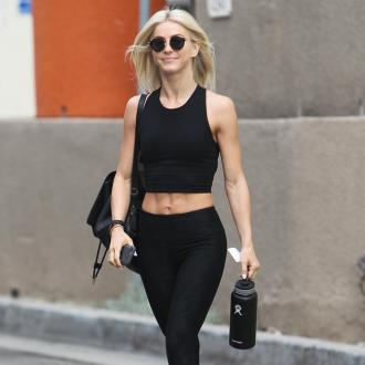 Julianne Hough finds IVF discussion 'therapeutic'