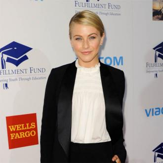 Julianne Hough 'Abused' As A Child
