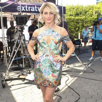 Julianne Hough's Oily Beauty Secret