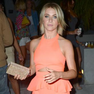 Julianne Hough Wants To Go Camping