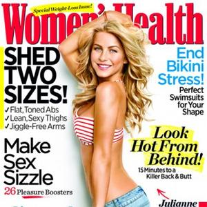 Julianne Hough Gets Healthy For Future Baby
