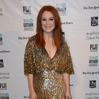 Julianne Moore: My Kids Leave 'Regular' Lives